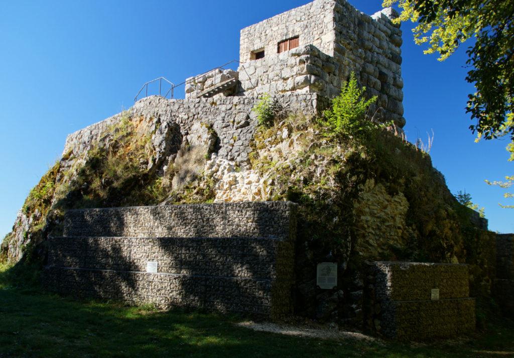 Ruine Hohengundelfingen