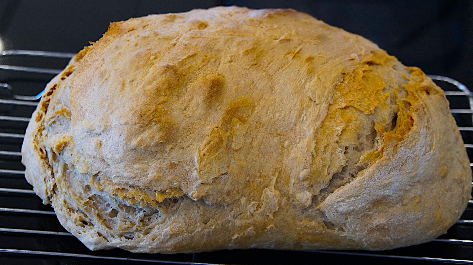 Genetztes Schwäbisches Brot