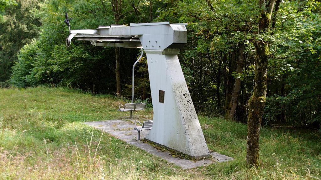 Ehemalige Bergstation Steinbühl