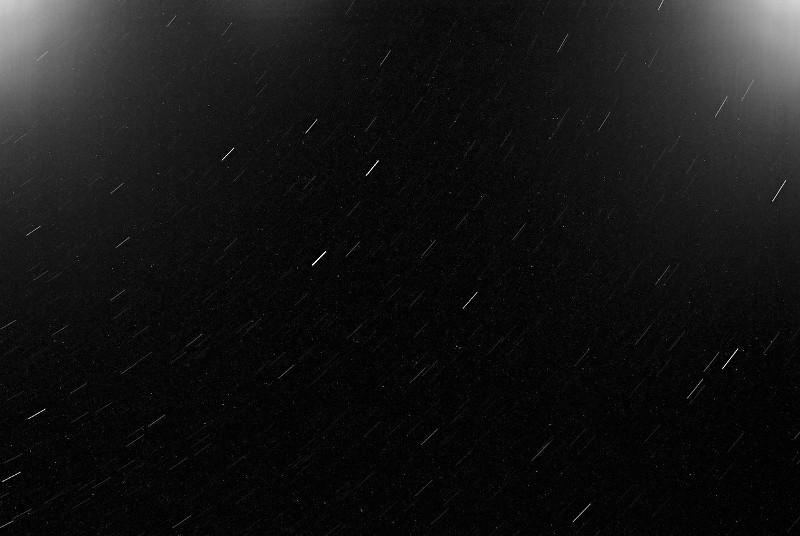 Sternspuren